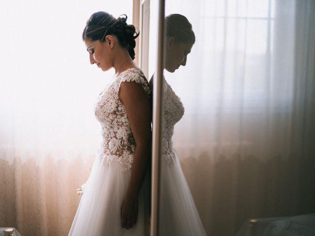 Il matrimonio di Fabio e Ilaria a Monticelli Brusati, Brescia 10