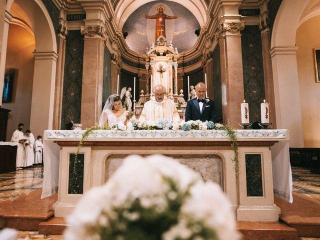 Il matrimonio di Fabio e Ilaria a Monticelli Brusati, Brescia 11