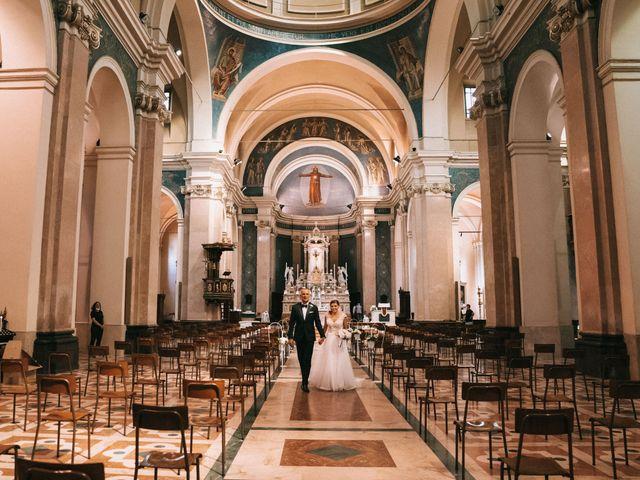 Il matrimonio di Fabio e Ilaria a Monticelli Brusati, Brescia 12