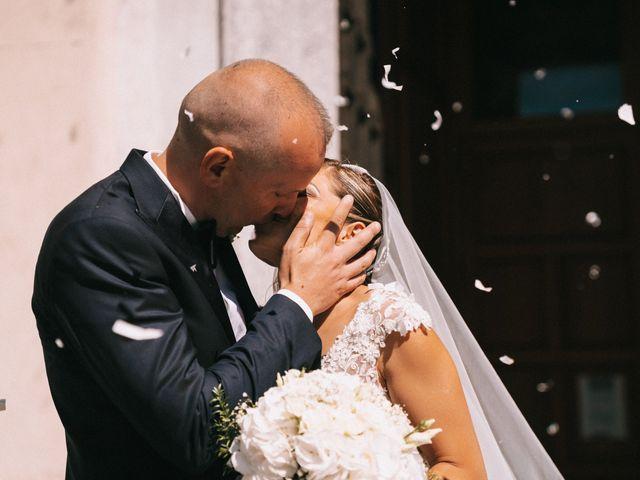 Il matrimonio di Fabio e Ilaria a Monticelli Brusati, Brescia 13