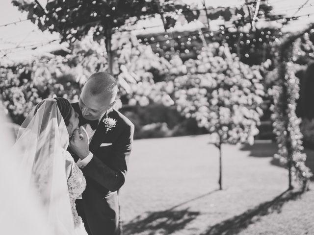 Il matrimonio di Fabio e Ilaria a Monticelli Brusati, Brescia 14