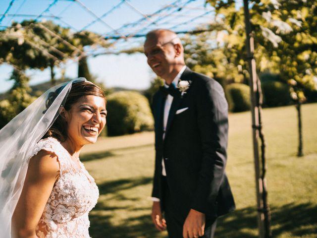 Il matrimonio di Fabio e Ilaria a Monticelli Brusati, Brescia 15
