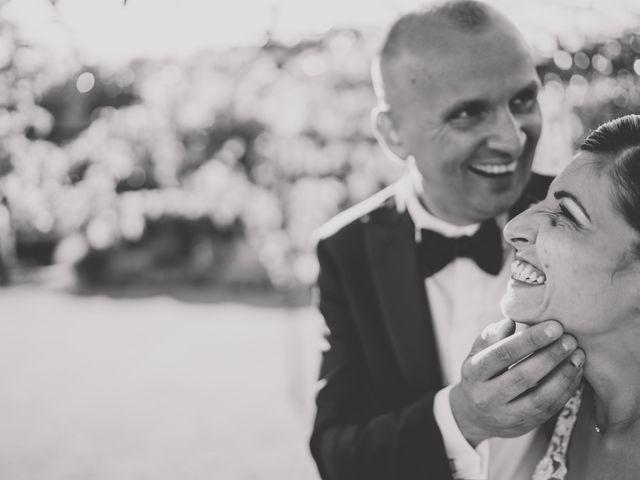 Il matrimonio di Fabio e Ilaria a Monticelli Brusati, Brescia 17