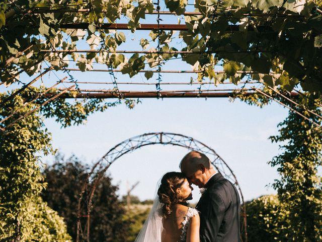 Il matrimonio di Fabio e Ilaria a Monticelli Brusati, Brescia 19
