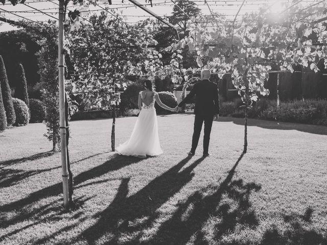 Il matrimonio di Fabio e Ilaria a Monticelli Brusati, Brescia 21