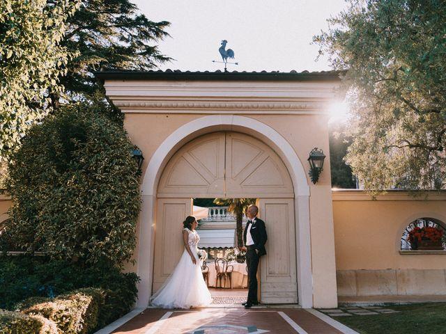 Il matrimonio di Fabio e Ilaria a Monticelli Brusati, Brescia 23