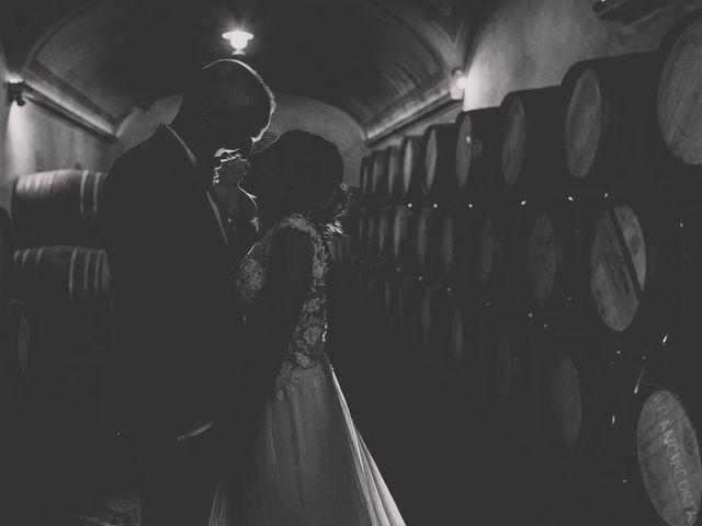 Il matrimonio di Fabio e Ilaria a Monticelli Brusati, Brescia 27