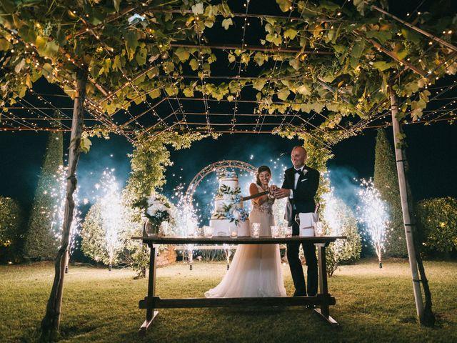 Il matrimonio di Fabio e Ilaria a Monticelli Brusati, Brescia 29