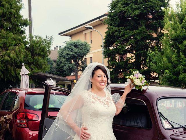 Il matrimonio di Luca e Anna a Cento, Ferrara 9