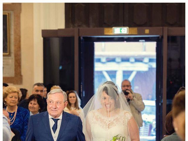 Il matrimonio di Luca e Anna a Cento, Ferrara 14