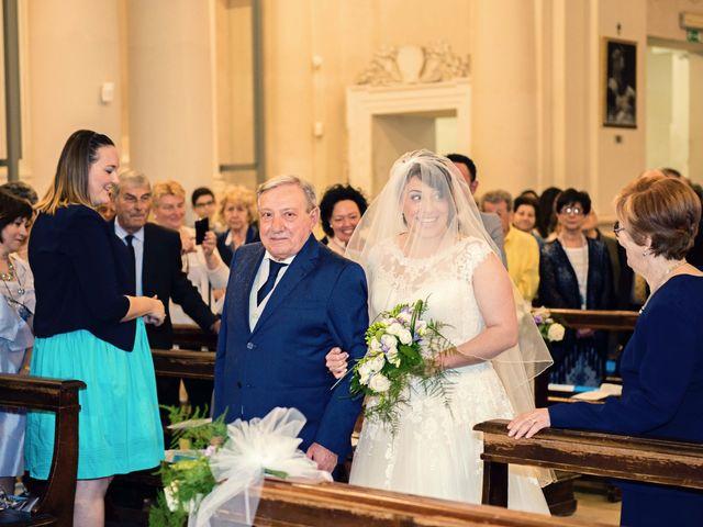 Il matrimonio di Luca e Anna a Cento, Ferrara 15