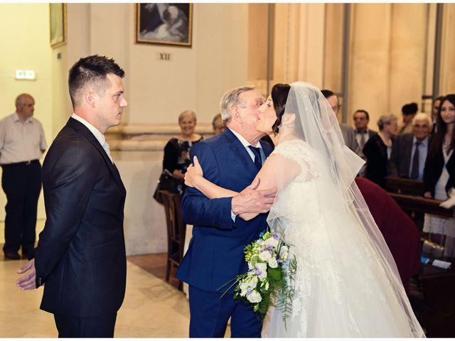 Il matrimonio di Luca e Anna a Cento, Ferrara 17