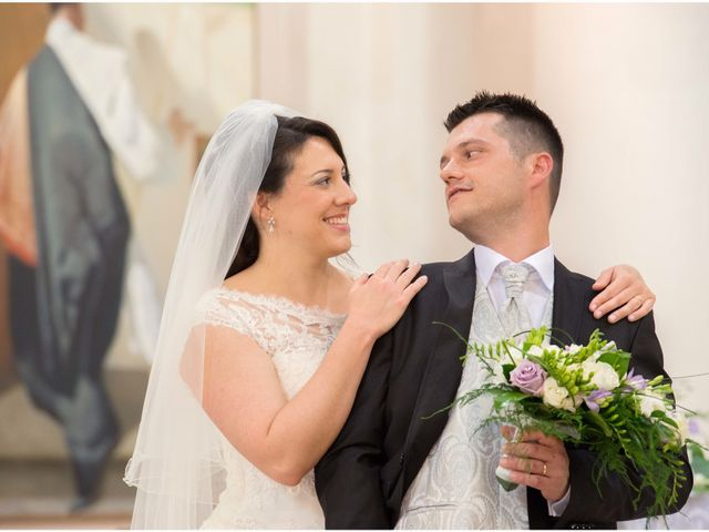 Il matrimonio di Luca e Anna a Cento, Ferrara 28