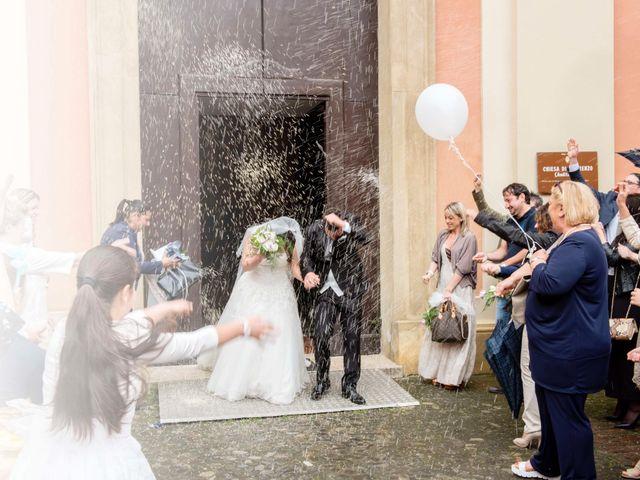 Il matrimonio di Luca e Anna a Cento, Ferrara 30