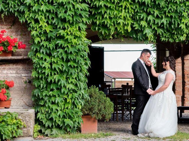 Il matrimonio di Luca e Anna a Cento, Ferrara 45