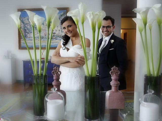 Il matrimonio di Michele e Clementina a Cetara, Salerno 3