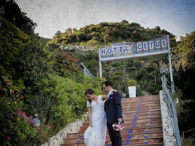 le nozze di Clementina e Michele