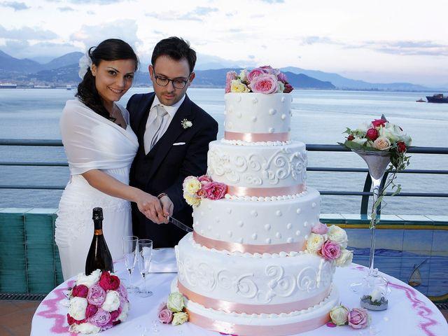 Il matrimonio di Michele e Clementina a Cetara, Salerno 4