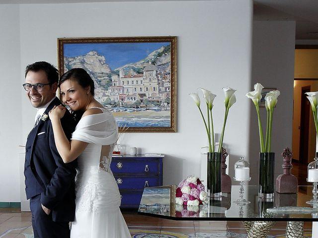 Il matrimonio di Michele e Clementina a Cetara, Salerno 1