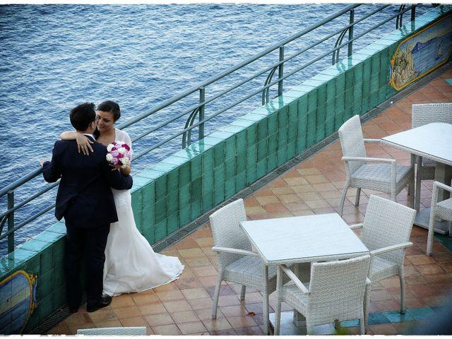 Il matrimonio di Michele e Clementina a Cetara, Salerno 9