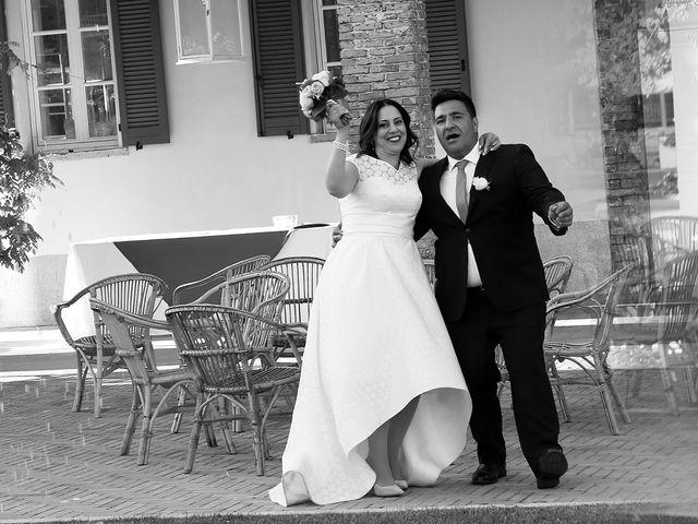 Le nozze di Maria e Cristian