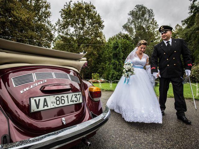 le nozze di Florentina e Antonio