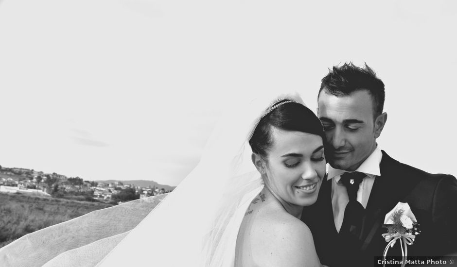 Il matrimonio di Francesco e Denise a Monserrato, Cagliari
