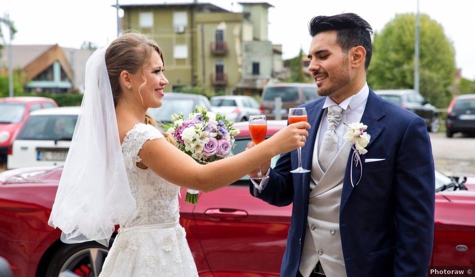 Il matrimonio di Salvatore e Elena a Correggio, Reggio Emilia