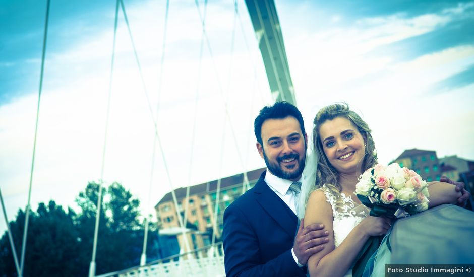 Il matrimonio di Alberto e Giorgia a Alessandria, Alessandria