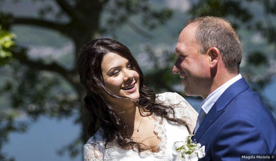 Il matrimonio di Alessandro e Simona a Colico, Lecco