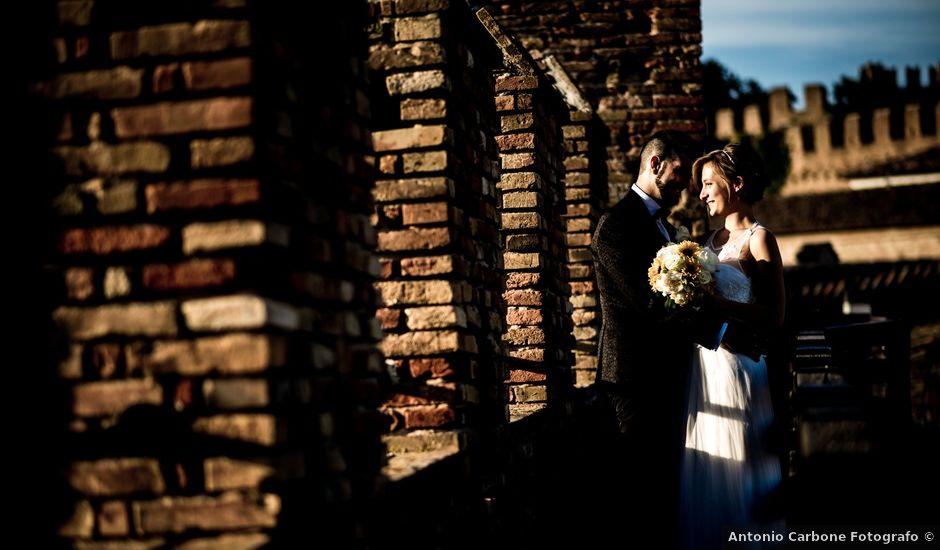Il matrimonio di Davide e Silvia a Pesaro, Pesaro - Urbino