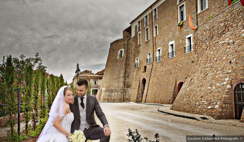 Il matrimonio di Michele e Maria a Grottaminarda, Avellino
