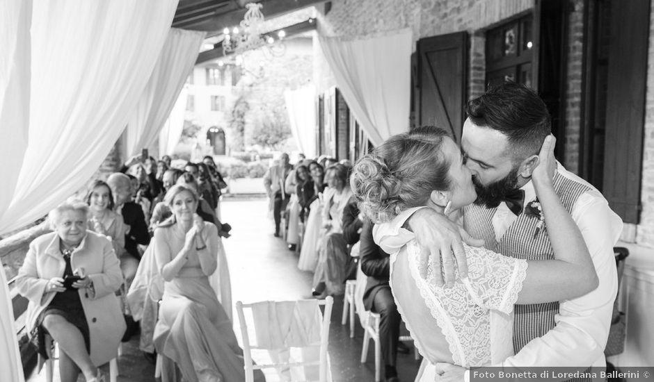 Il matrimonio di Marcella e Giorgio a Volta Mantovana, Mantova