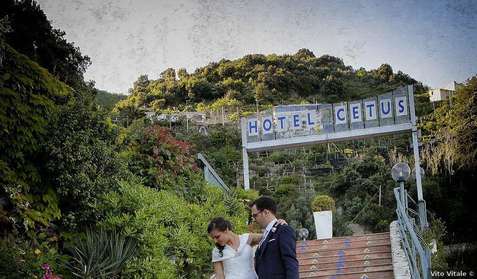 Il matrimonio di Michele e Clementina a Cetara, Salerno