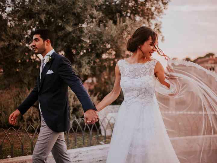 le nozze di Fabia e Alberto