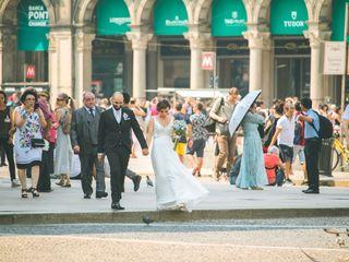 Le nozze di Tania e Andrea 1