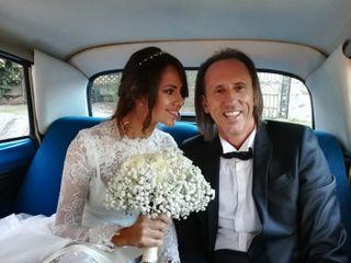 Le nozze di Rebeca e Maurizio