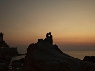 Le nozze di Tiziana e Domenico