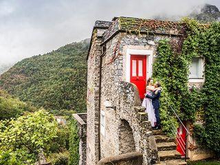Le nozze di Maria e Mauro