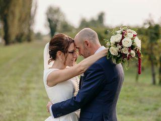 Le nozze di Alberta e Alessandro