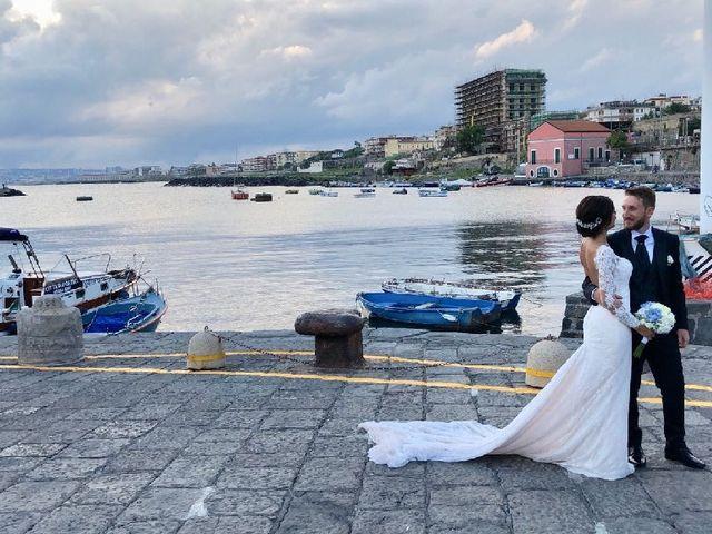 Il matrimonio di Luigi e Ursula a Portici, Napoli 1