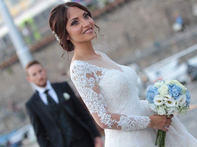Il matrimonio di Luigi e Ursula a Portici, Napoli 2