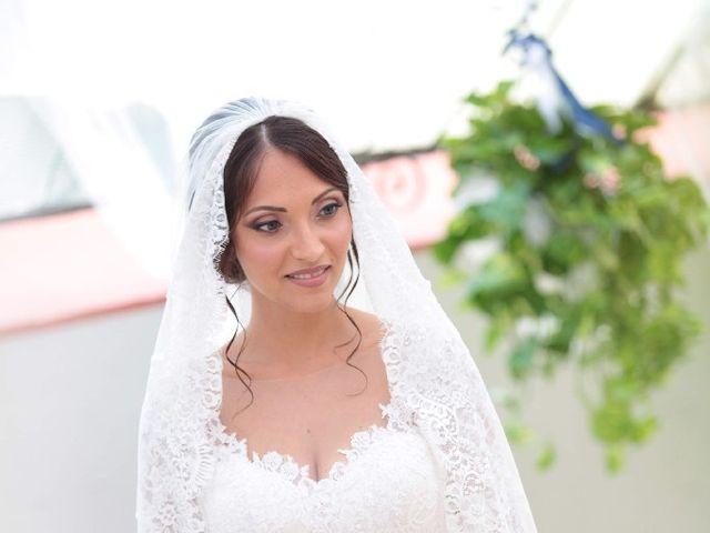 Il matrimonio di Luigi e Ursula a Portici, Napoli 4