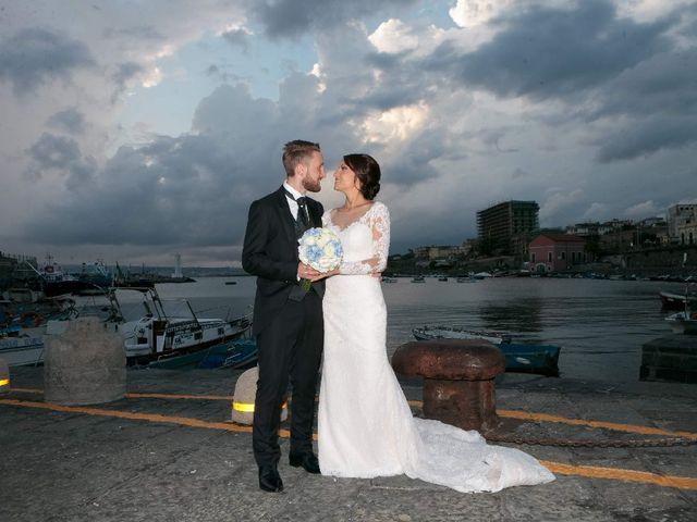 Il matrimonio di Luigi e Ursula a Portici, Napoli 7