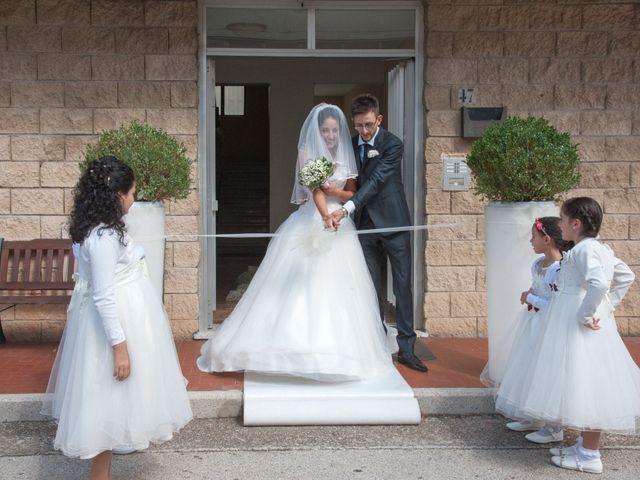 Il matrimonio di Ciro e Rita a Avellino, Avellino 10