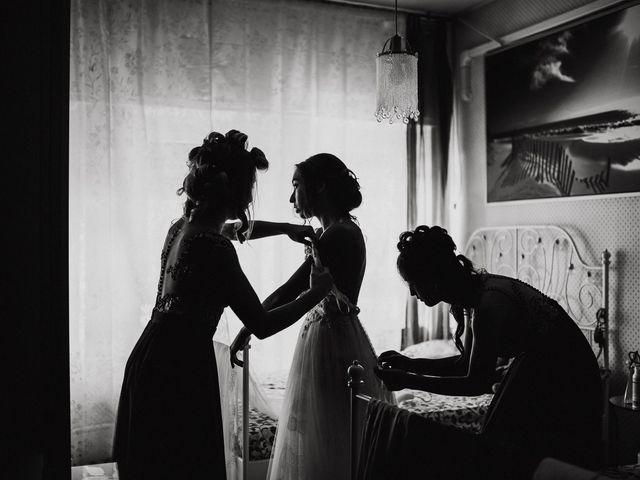 Il matrimonio di Alberto e Fabia a Roma, Roma 2