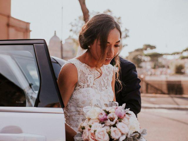 Il matrimonio di Alberto e Fabia a Roma, Roma 13