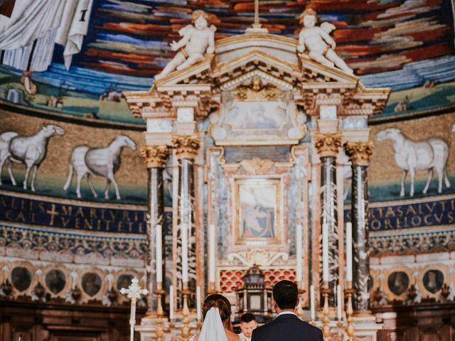 Il matrimonio di Alberto e Fabia a Roma, Roma 17
