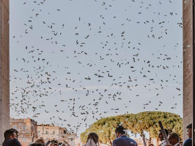Il matrimonio di Alberto e Fabia a Roma, Roma 22