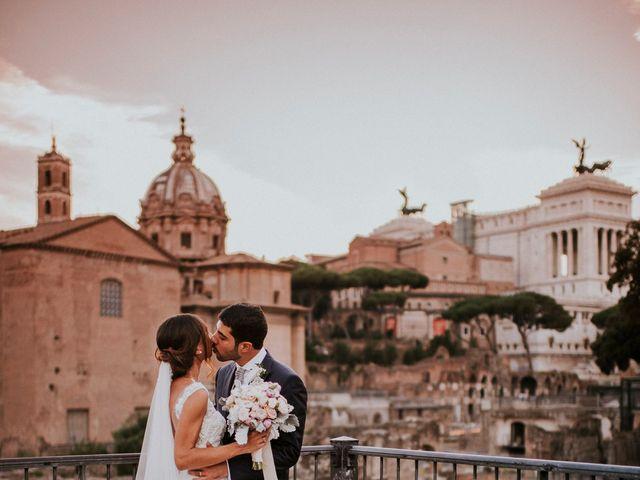 Il matrimonio di Alberto e Fabia a Roma, Roma 24